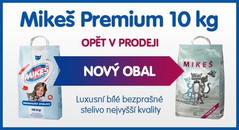 Mikeš Premium 10 kg